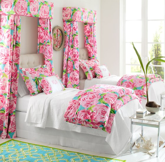 lilly-sister-florals-comforter-collection