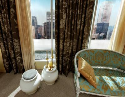 Serena Van Der Woodsen's Bedroom