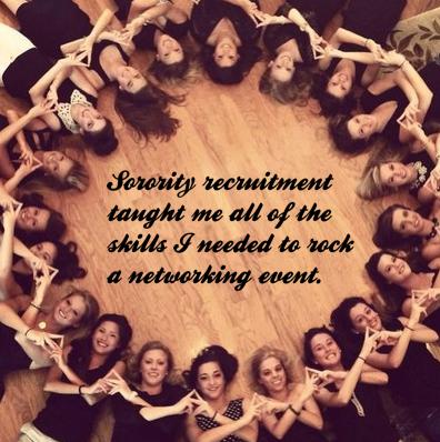 Sorority Recruitment