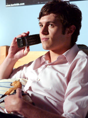 Adam Brody as Seth Cohen
