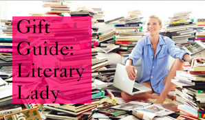 Gift Guide Literary Lady