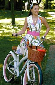 Blair Waldorf Bike