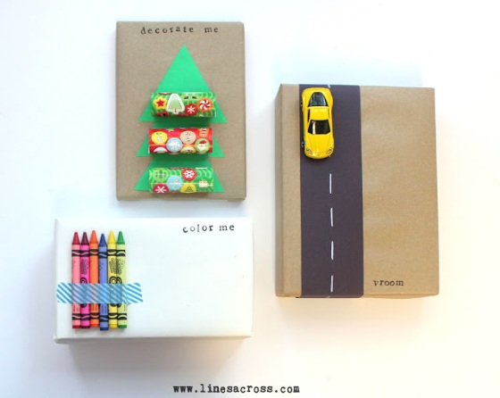 creative interactive gift wrap ideas for kids