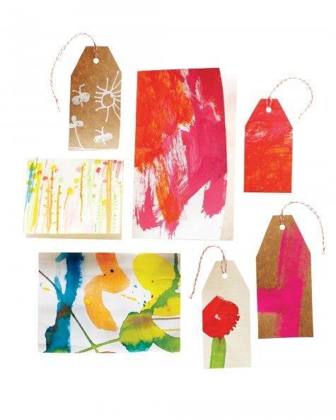 Martha Stewart DIY Giftwrap