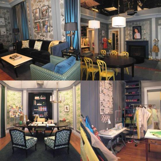 Blair Waldorf's Office