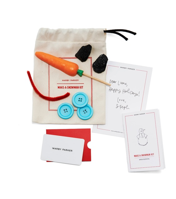 Holiday Snowman Gift Card Image 1
