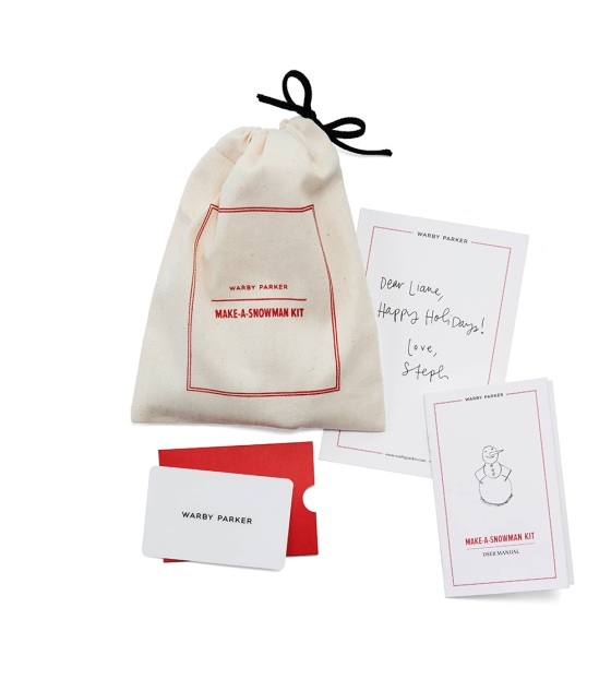 Holiday Snowman Gift Card Image 3