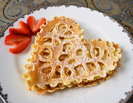 Heart-Crepes