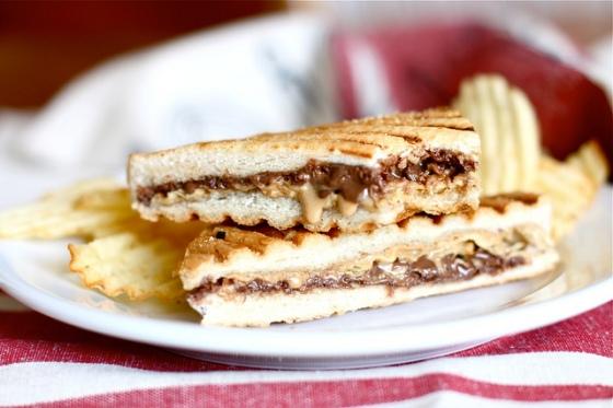 Nutella-Panini