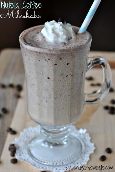 nutella-coffee-milkshake