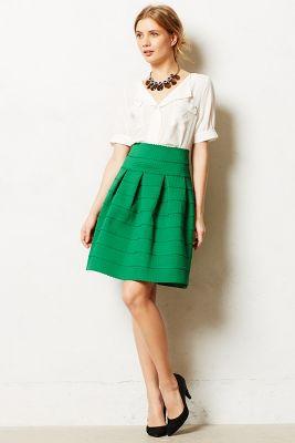 Quinn's Skirt Glee 100th Episode