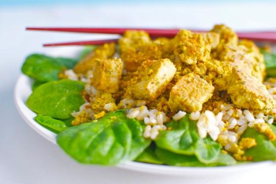 Hummus-Crusted-Tofu-With-Rosemary