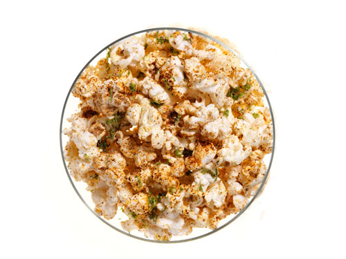 Chile-Lime Popcorn