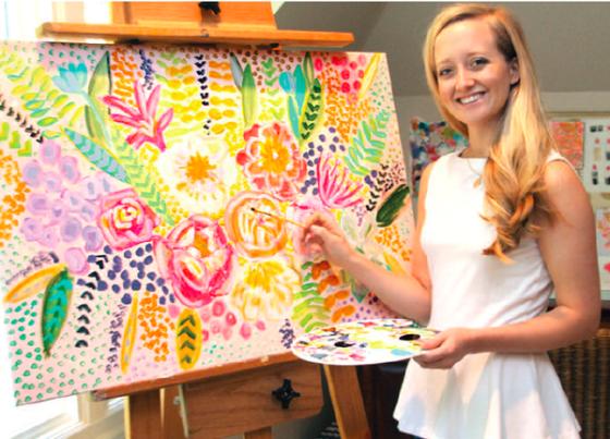 Artist Spotlight: Evelyn Henson