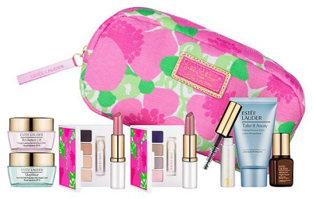 Lilly Pulitzer and Estee Lauder