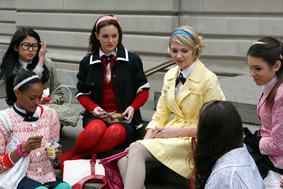 Gossip Girl The Met