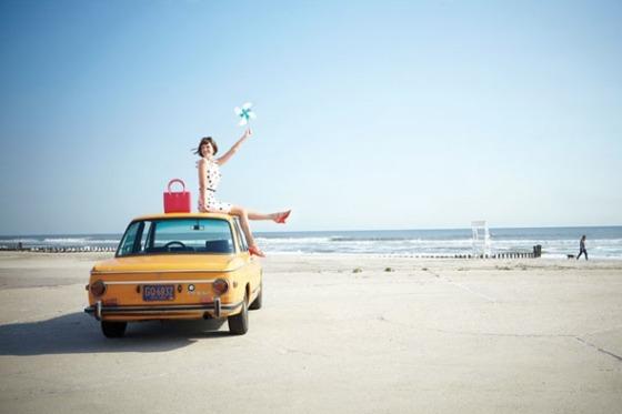 Kate Spade Ad Travel