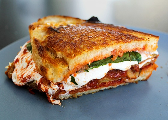 eggplant-parm-grilled-cheese