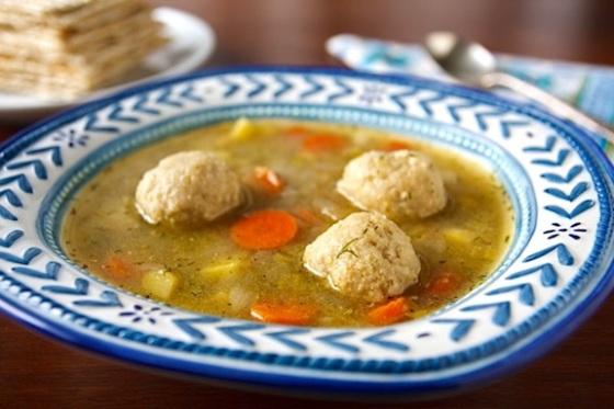 vegan-matzo-ball-soup