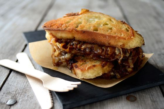 ... Grilled Cheese Recipes in Honor of National Grilled Cheese Day