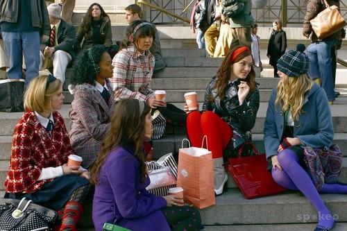 Gossip Girl The Met