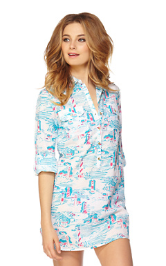 Ca[tova Tunic-Cover Up