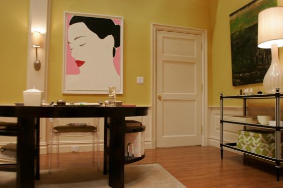 Serena Van Der Woodsen's Bedroom at Blair's