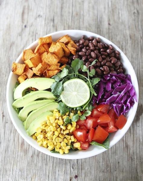Sweet-Potato-and-Black-Bean-Mexican-Salad-12