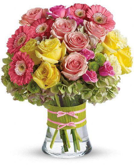 hydrangea bouquet mother's day