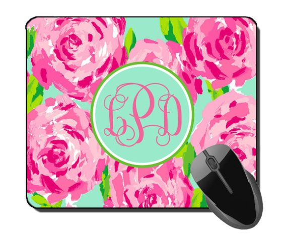 Lilly Pulitzer office supplies